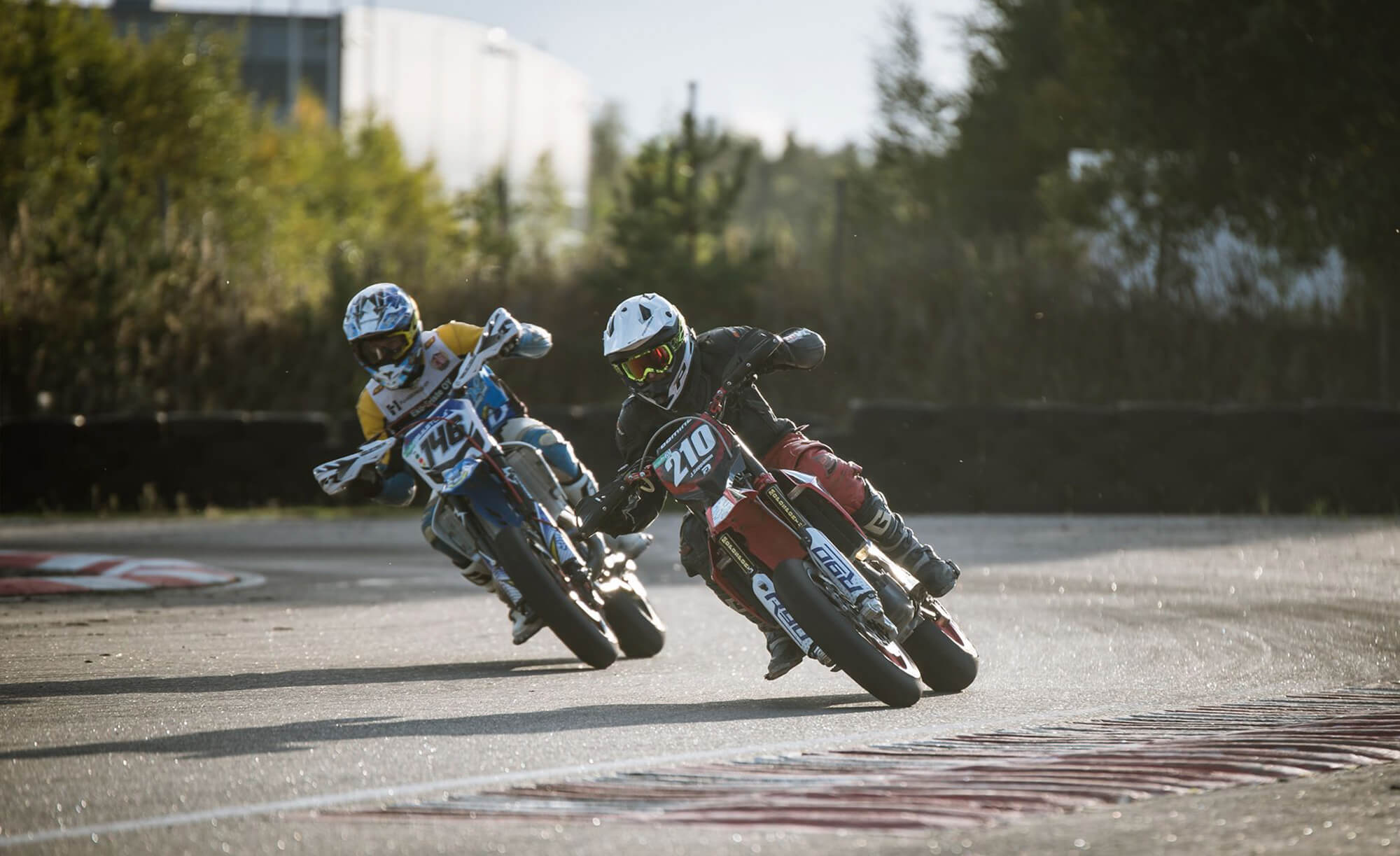 Motocross enduro ajovuorot moottorirata Kouvola
